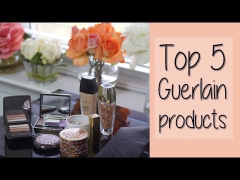 My top 5 Guerlain products | amymirandamakeup
