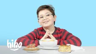 Kids Try a Jewish Grandma's Favorite Recipes | HiHo Kids