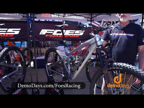 Foes Racing Introduces The New Ridgeback in 27.5 inch & 29 inch