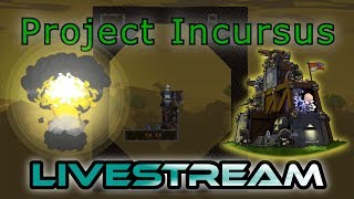 New Custom Maps! - Forts RTS - Project Incursus Livestream