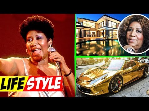 Aretha Franklin Stunning Lifestyle | The Queen of Soul Car House Interview Biography