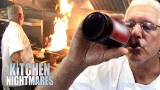 Gordon In Shock Over Chef