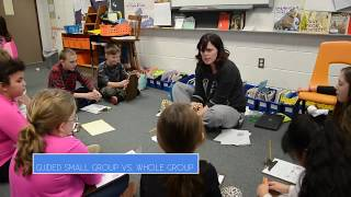 Guided Math Groups - 4th Grade
