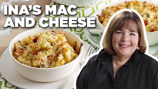 Ina Gartens Grown Up Mac And Cheese   Food Network