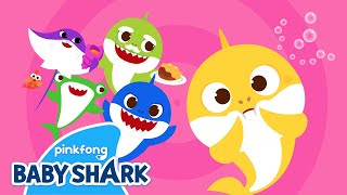 Baby Shark Hiccup   Sing Along With Baby Shark   Baby Shark Songs   Baby Shark Official