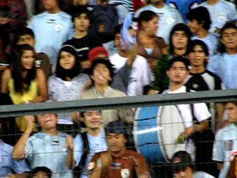 """amistoso con antofa 287"" Barra: Furia Celeste • Club: Deportes Iquique"