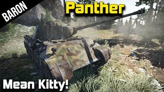 War Thunder - Who's the Baddest Kitty of them All?  (War Thunder Tanks - Panther Tank Gameplay)