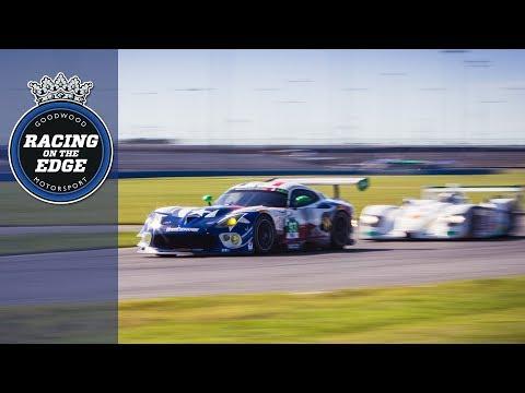 On board vicious V10 Viper GT3 at Daytona