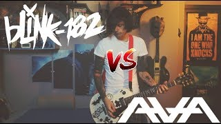 blink-182 VS Angels And Airwaves - Everything's Magic [CALIFORNIA Style] feat Tom Delonge Vocal