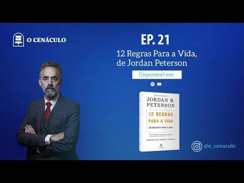 Episódio 21 - 12 Regras para a Vida, de Jordan Peterson.