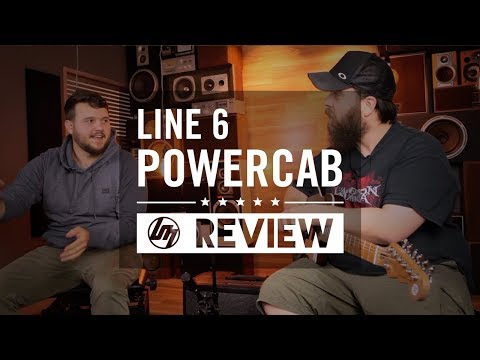 Line 6 PowerCab Plus | Better Music