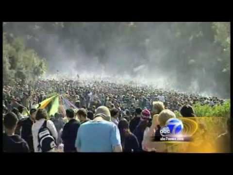 Pot enthusiasts celebrate 4/20 at UC Santa Cruz