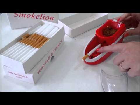 Cómo usar la máquina de entubar eléctrica