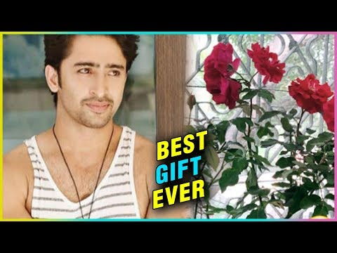 Shaheer Sheikh Gets BEST GIFT EVER From Kuch Rang