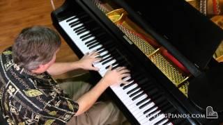 Rebuilt Mason & Hamlin Model A Grand Piano For Sale - Living Pianos