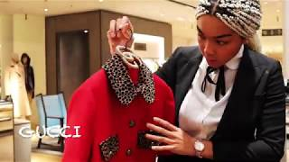 Parisian Chic Holiday Lookbook. New Years & Christmas Party Outfit Ideas. Parisian Chic In Red. 4k