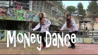 MONEY DANCE - AV Compton || Marta & Claudia - NO BRAKES Dance ||