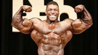 The Next Threat To The Mr. Olympia?