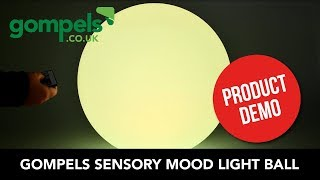 Product Demo - Sensory Mood Light Ball