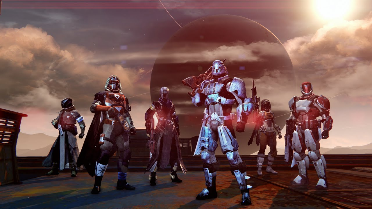 New Destiny Trailer Debuts at Gamescom 2014