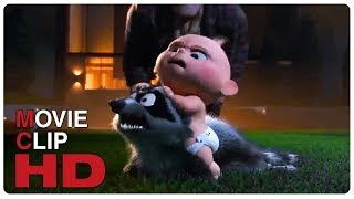 Jack Jack Vs Raccoon - Full Fight Scene | INCREDIBLES 2 (2018) Movie CLIP HD