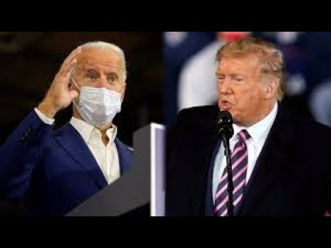 Trump Rips Biden For Getting Plastic Surgery & Wearing A Mask