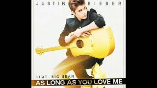 Justin Bieber As Long As You Love Me Mp3 Download - Mp3Cold