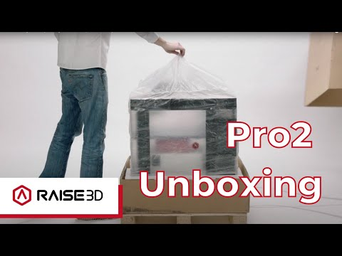 Pro2 Series Unboxing and Setup Video | RaiseAcademy