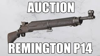 [Auction] Remington P14 .303 British Rifle - SN# 337945