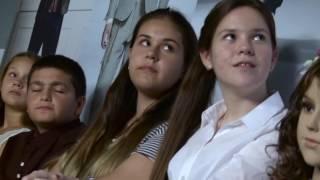 Телепроект «Соло-Дети» (1/8): 16. Виолетта Назина (ст.  Восточный, 13 лет)
