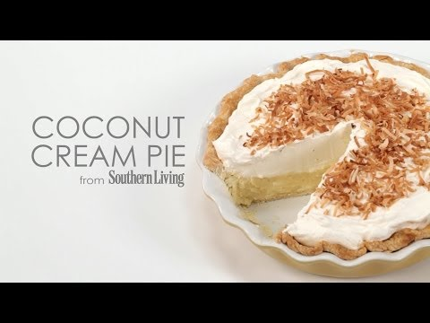 How to Make the Best Coconut Cream Pie