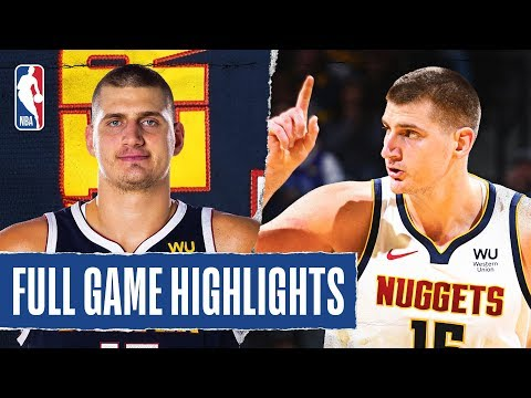 THUNDER at NUGGETS | FULL GAME HIGHLIGHTS | December 14, 2019