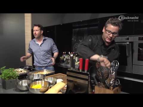 Bauknecht Induktionsbackofen - Kochen mit Induktion direkt im Backofen