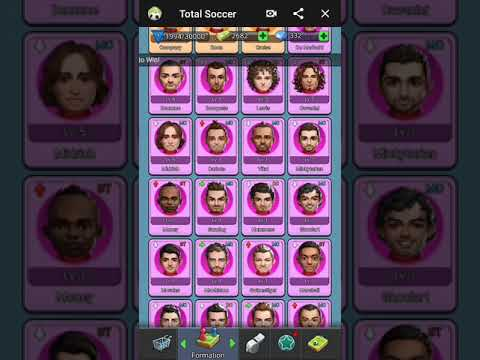 GAMES TOTAL SOCCER AT MESSENGER