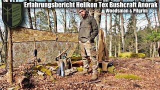 Helikon Tex - Bushcraft Line Anorak Pilgrim & Woodsman im Test -
