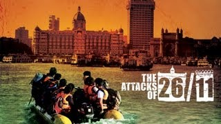 Nana Patekar, Ram Gopal Varma - Official Theatrical Trailer - The Attacks Of 26/11
