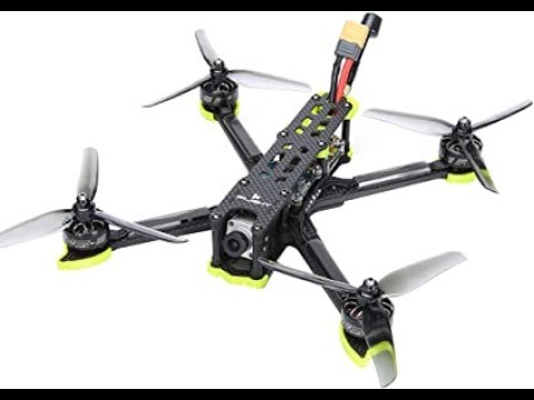 iFlight Nazgul5 HD 6S 5 Inch 240mm Freestyle FPV Racing Drone da Banggood