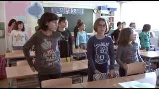 preview picture of video 'PROGRAMA TREVA: en las escuelas públicas de Castelldefels'