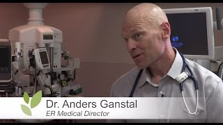 Dr  Anders Ganstal Interview - Royal Inland Hospital Foundation 2015