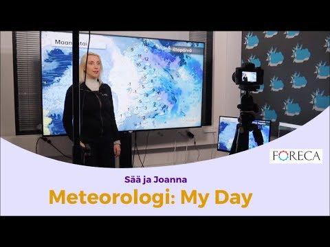 Meteorologi: My Day