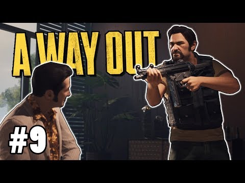 POMSTA JE NAŠE! - #9 | A Way Out (CZ)