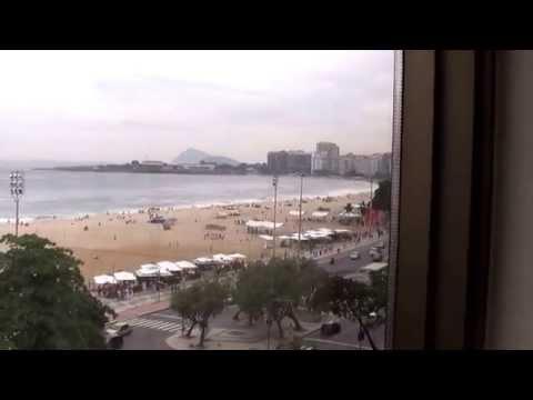 JW Marriott Copacabana, Rio de Janeiro, Brazil – Review of an Ocean View Room 616