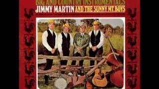 Big And Country Instrumentals [1967] - Jimmy Martin & The Sunny Mountain Boys