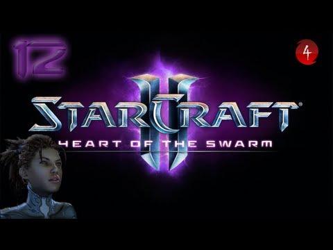 StarCraft 2 - Heart of the Swarm. Эксперт Часть 12. Высшее существо