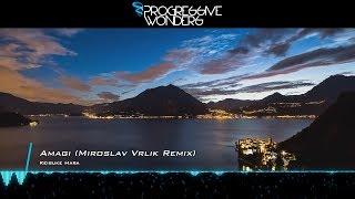Keisuke Hara - Amagi (Miroslav Vrlik Remix) [Music Video] [Midnight Coast]
