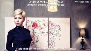 Ali (알리) - Flower Through The Rock (돌 틈 꽃) [Eng Sub + Han + Rom] HD