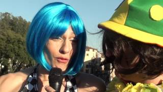 Lucca comics games 2015 part 2 interviste cosplay by Grullo Grulli interview vlog