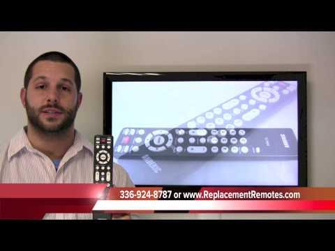 Olevia RCLTL TV Remote Control