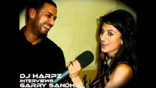 Garry Sandhu Interview @ Brit Asia Uni Tour   DJ Harpz