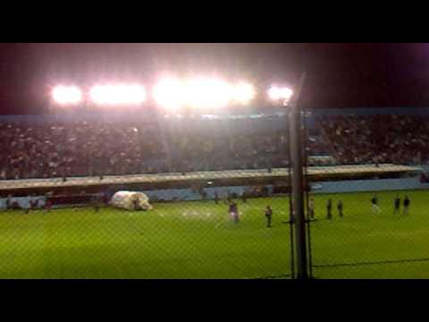"""""""Belgrano 3 Union 2 """"ENTRADA DE LA BARRA DEL LOCO TITO"""""""" Barra: Los Piratas Celestes de Alberdi • Club: Belgrano • País: Argentina"""